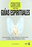 Portada de CONECTAR CON SUS GUIAS ESPIRITUALES: ENCUENTRE A SUS ANGELES GUARDIANES Y OTROS SERES PROTECTORES