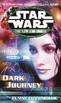 Portada de DARK JOURNEY (STAR WARS: THE NEW JEDI ORDER)