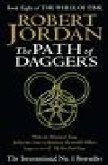 Portada de THE PATH OF DAGGERS, BOOK 8 WHEEL OF TIME