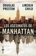 Portada de LOS ASESINATOS DE MANHATTAN