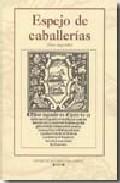 Portada de LIBRO SEGUNDO DE ESPEJO DE CABALLERIAS