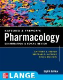Portada de KATZUNG AND TREVOR'S PHARMACOLOGY EXAMINATION AND BOARD REVIEW (LANGE BASIC SCIENCE)