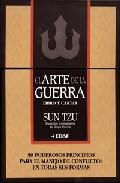 Portada de EL ARTE DE LA GUERRA: LIBRO Y CARTAS