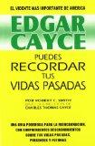 Portada de EDGAR CAYCE: PUEDES RECORDAR TUS VIDAS PASADAS