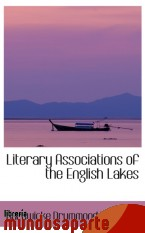 Portada de LITERARY ASSOCIATIONS OF THE ENGLISH LAKES