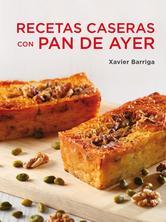 Portada de RECETAS CASERAS CON PAN DE AYER (EBOOK)