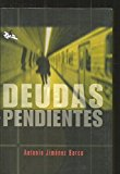 Portada de DEUDAS PENDIENTES