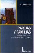 Portada de PAREJAS Y FAMILIAS: PSIQUISMO EXTENSO Y PSICOANALISIS INTERSUBJETIVO