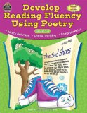 Portada de DEVELOP READING FLUENCY USING POETRY, GRADES 2-4