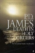 Portada de DEATH IN HOLY ORDERS