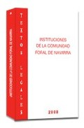Portada de INSTITUCIONES COMUNIDAD FORAL DE NAVARRA INAP-8