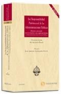 Portada de RESPONSABILIDAD PATRIMONIAL DE LAS ADMINISTRACIONES PUBLICAS