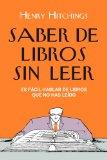 Portada de SABER DE LIBROS SIN LEER