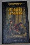 Portada de EL CABALLERO DE SOLAMNIA