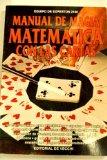 Portada de MANUAL DE MAGIA : MATEMÁTICA CON LAS CARTAS