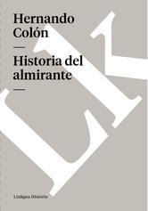 Portada de HISTORIA DEL ALMIRANTE - EBOOK