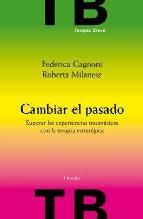 Portada de CAMBIAR EL PASADO (EBOOK)