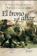 Portada de EL TRONO Y EL ALTAR
