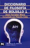 Portada de DICCIONARIO DE FILOSOFIA DE BOLSILLO: A-H