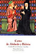 Portada de CARTAS DE ABELARDO Y HELOISA