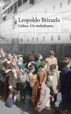 Portada de LISBOA. UN MELODRAMA (EBOOK)