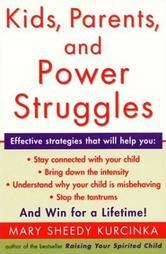 Portada de KIDS, PARENTS, AND POWER STRUGGLES