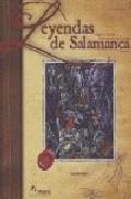 Portada de LEYENDAS DE SALAMANCA