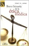Portada de BREVE HISTORIA DE LA ETICA MEDICA
