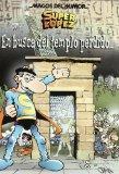 Portada de MAGOS DEL HUMOR Nº 120: EN BUSCA DEL TEMPLO PERDIDO