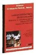 Portada de LA EDUCACION FISICA EN SECUNDARIA: ELABORACION DE MATERIALES CURRICULARES, 3º ESO, 2º CICLO. UNIDADES DIDACTICAS