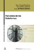 Portada de SUBALTERNOS: TEST Y CASOS PRACTICOS DEL TEMARIO GENERAL