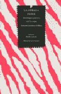 Portada de LA MIRADA INFIEL: ANTOLOGIA POETICA 1975-1998
