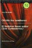 Portada de OLVIDA LOS TAMBORES