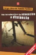 Portada de UNA INTRODUCCION A LA EDUCACION A DISTANCIA