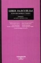 Portada de LIBER AMICORUM: ECONOMIA, EMPRESA Y TRABAJO (HOMENAJE A ALONSO OLEA)