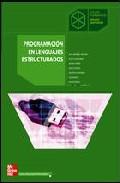 Portada de PROGRAMACION EN LENGUAJES ESTRUCTURADOS