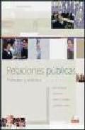 Portada de RELACIONES PUBLICAS