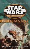 Portada de FORCE HERETIC I: REMNANT (STAR WARS THE NEW JEDI ORDER)