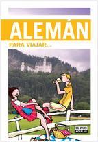 Portada de ALEMÁN PARA VIAJAR (EBOOK)