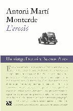 Portada de L'EROSIÓ (EBOOK)
