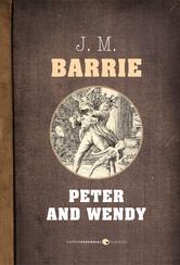 Portada de PETER AND WENDY
