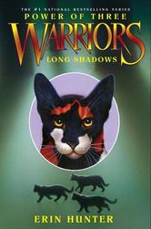 Portada de WARRIORS: POWER OF THREE #5: LONG SHADOWS