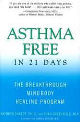 Portada de ASTHMA FREE IN 21 DAYS