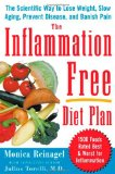 Portada de THE INFLAMMATION-FREE DIET PLAN: THE SCIENTIFIC WAY TO LOSE WEIGHT, BANISH PAIN, PREVENT DISEASE, AND SLOW AGING (LYNN SONBERG BOOKS)