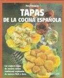 Portada de TAPAS DE LA COCINA ESPAÑOLA