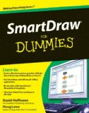Portada de SMARTDRAW FOR DUMMIES, BOOK/CD PACKAGE
