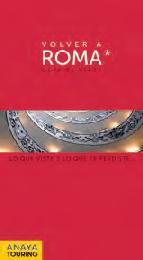 Portada de VOLVER A ROMA 2011
