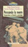 Portada de PENSANDO LA MENTE: PERSPECTIVAS EN FILOSOFIA Y PSICOLOGIA