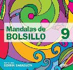 Portada de MANDALAS DE BOLSILLO Nº 9