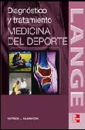 Portada de DIAGNOSTICO Y TRATAMIENTO EN MEDICINA DEL DEPORTE